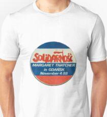 Oh the Irony ! Unisex T-Shirt