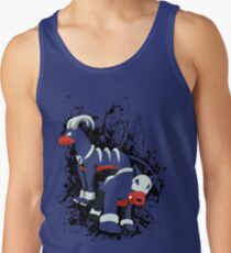 Houndour and Houndoom Splatter Tank Top