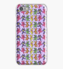 grateful dead tabs iPhone Case/Skin