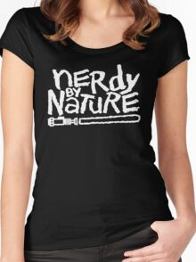I am Nerdy Women's Fitted Scoop T-Shirt