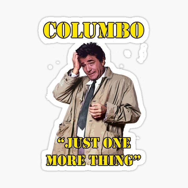 Best 70s detective Sticker
