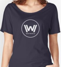 Westworld (2016) TV Series Women's Relaxed Fit T-Shirt