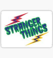 Stranger Things pt3 Sticker