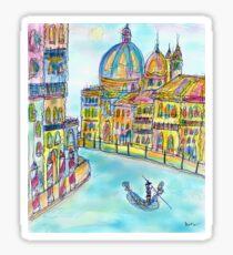 Venedig Sticker