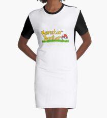 Monster Hunter Graphic T-Shirt Dress