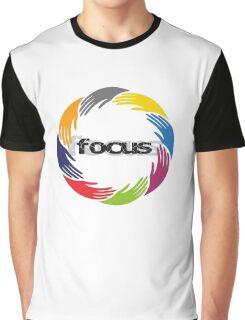 focus Graphic T-Shirt