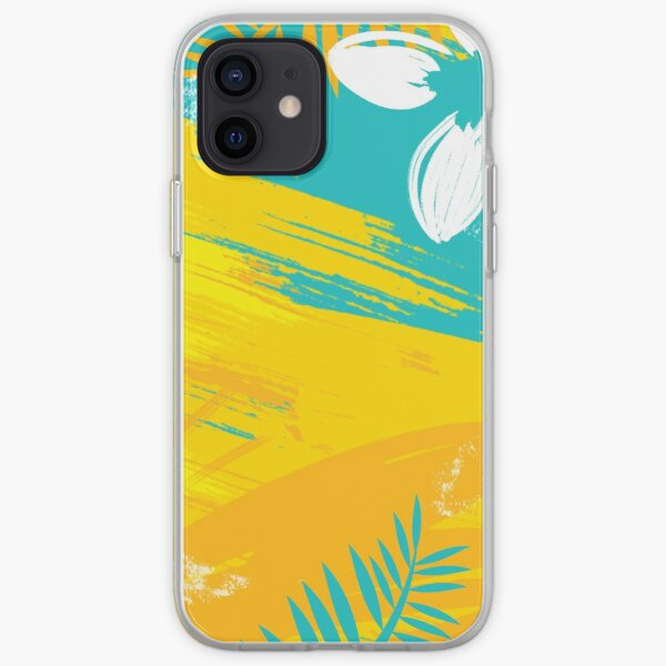 summer vacation wallpapers gift  iPhone Soft Case