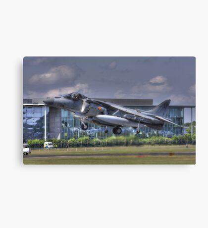 AV-8B Harrier ll Canvas Print