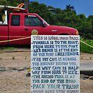 Ha'ena Beach Park, Kauai by Leanne Kelly