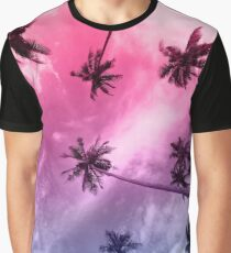Miami Palms Graphic T-Shirt