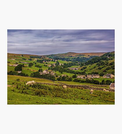Arkengarthdale Yorks Dales Photographic Print