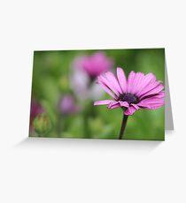 purple utopia Greeting Card