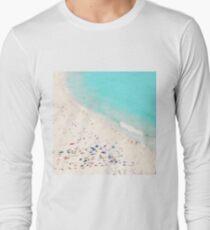 beach love square T-Shirt