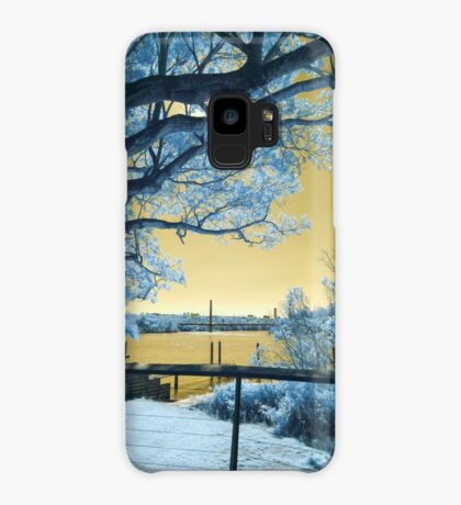The Fig Tree and the Eleanor Schonell Bridge Case/Skin for Samsung Galaxy