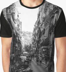 Bustling  Graphic T-Shirt