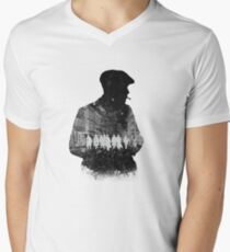 Peaky Blinders Men's V-Neck T-Shirt