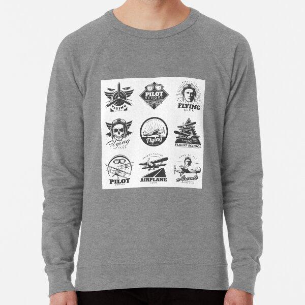 Flying Club Lightweight Sweatshirt