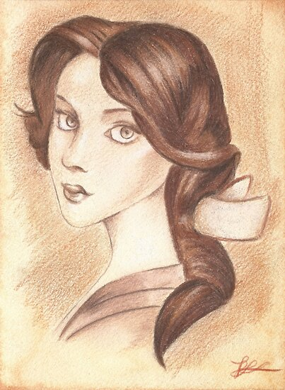 Bonjour, Elizabeth by Jade Jones