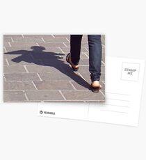 Winged shadow, Bolzano/Bozen, Italy Postcards