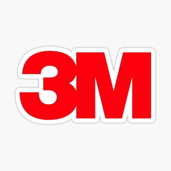 3m logo Sticker