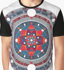 Mandala 007 Graphic T-Shirt