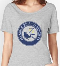 Member Zissou Society Women's Relaxed Fit T-Shirt