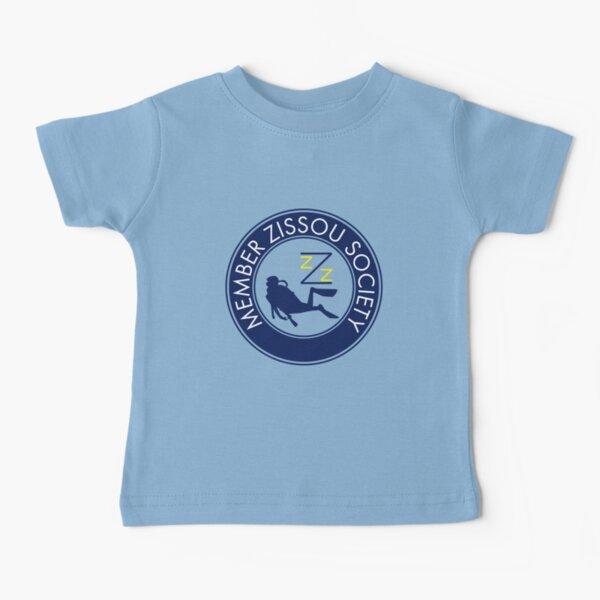 Member Zissou Society Baby T-Shirt