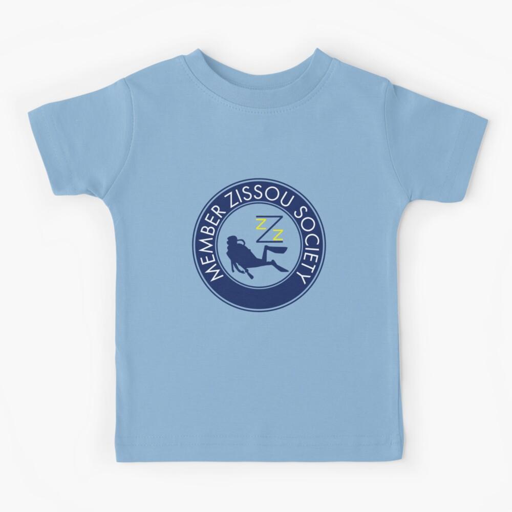 Member Zissou Society Kids T-Shirt