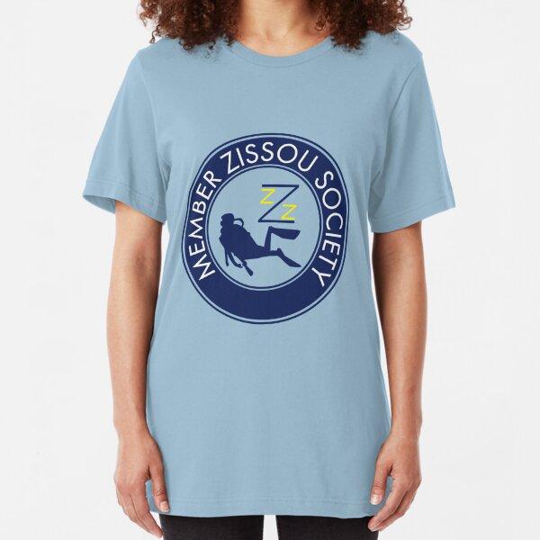 Member Zissou Society Slim Fit T-Shirt