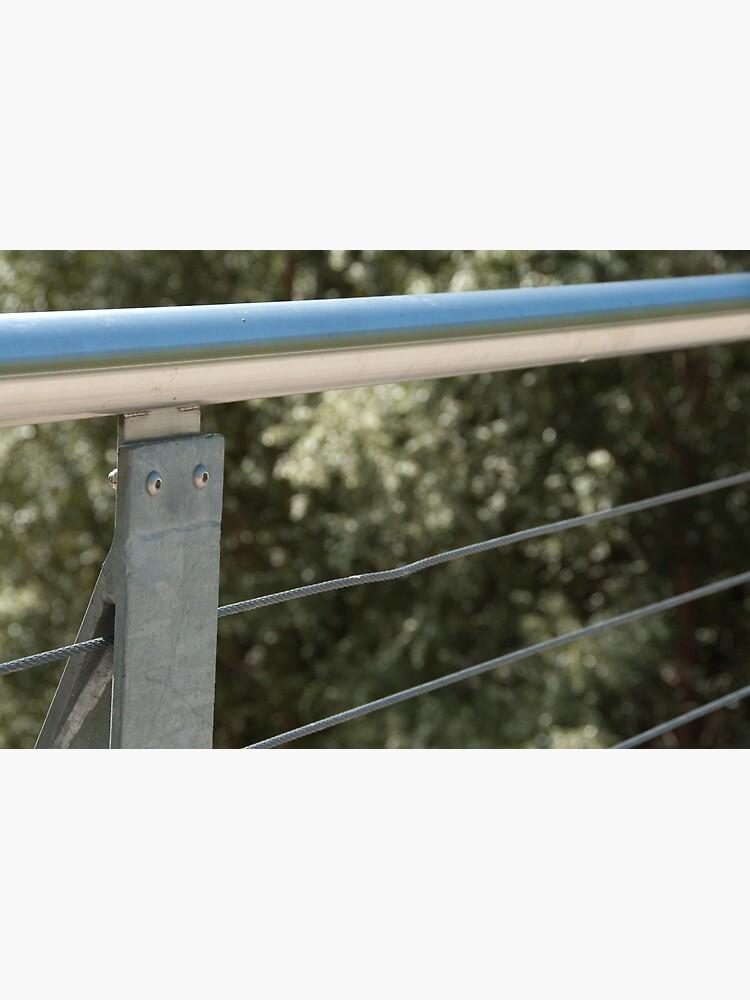 Face on a Fence Post, Bolzano/Bozen, Italy by leemcintyre