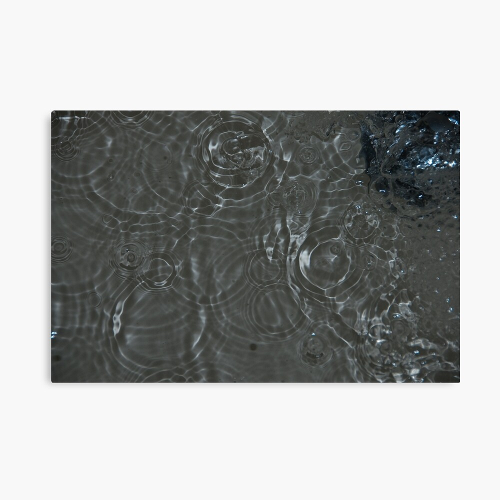 Bubbles in the Sink, Vancouver, British Columbia Canvas Print