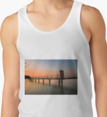 Sunset Pier Tank Top