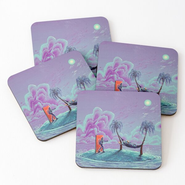 What Took You So Long? Coasters (Set of 4)