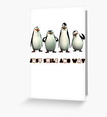 Just Smile and Wave Greeting Card