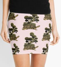 A Turtle Transporting Topiary Mini Skirt