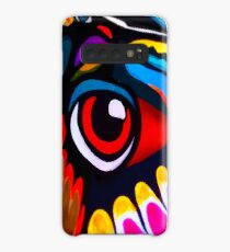 Bird Ornament Case/Skin for Samsung Galaxy