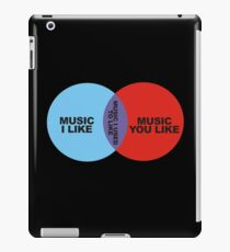 Music I Used To Like iPad Case/Skin