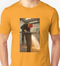 Steel works Unisex T-Shirt