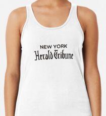 New York Herald Tribune - Über den Souffle Tanktop für Frauen