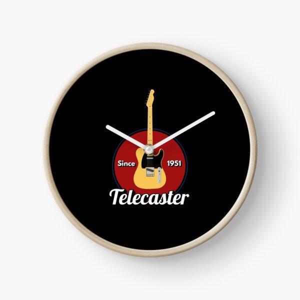 Telecaster - An American Icon Clock