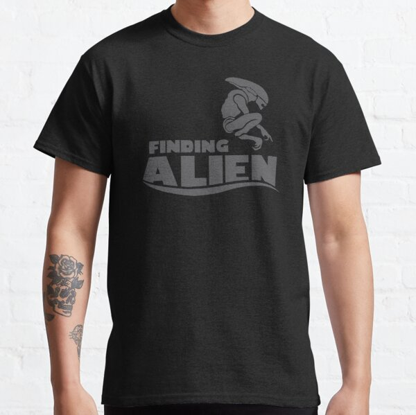Finding Alien (Finding Dory inspired horror) Classic T-Shirt