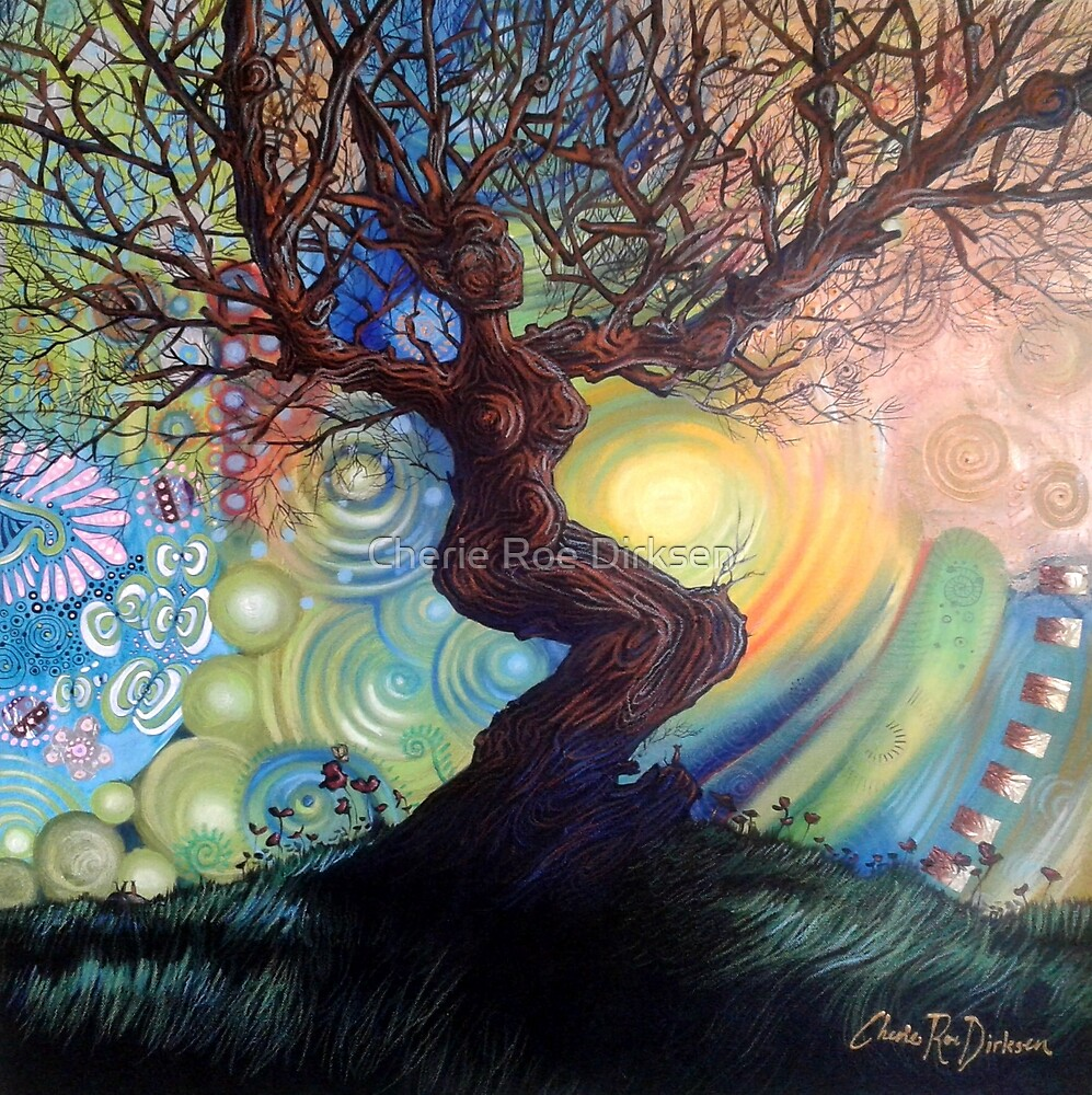 Celebration (Tree of Life Series) by Cherie Roe Dirksen