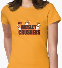 Wesley Crusher Tailliertes T-Shirt