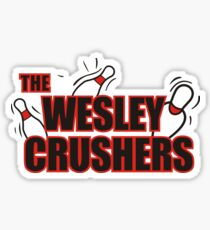 Wesley Crushers Sticker