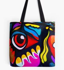 Bird Ornament Tote Bag