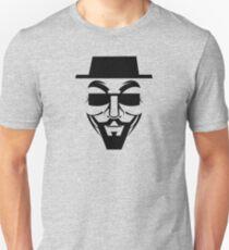 W of Walter White Unisex T-Shirt