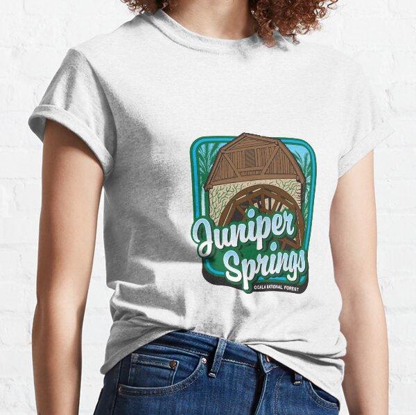 Juniper Springs, Ocala National Forest Classic T-Shirt
