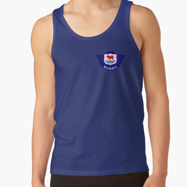 The Mighty Morris Cars Logo Tank Top