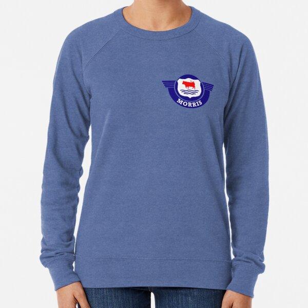 The Mighty Morris Cars Logo Lightweight Sweatshirt