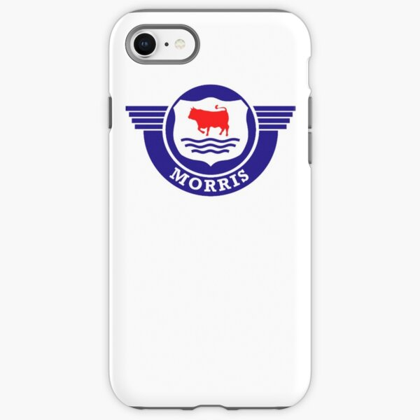 The Mighty Morris Cars Logo iPhone Tough Case